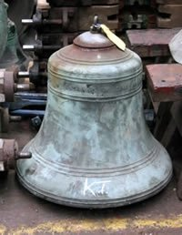 100 year old bell