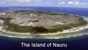 The Island of Nauru
