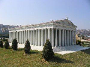 Temple of Artemis - Ephesus