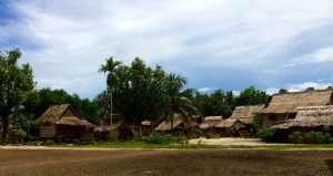 Solomon Islands village